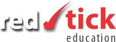 Red Tick Education Logo